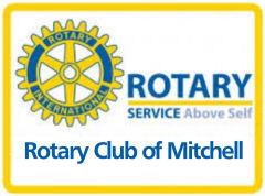 Mitchell Rotary Logo