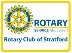 Stratford Rotary Logo